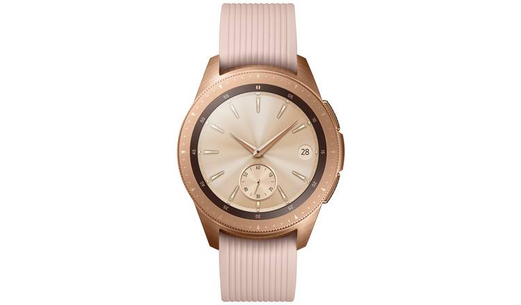 Samsung Galaxy 42mm Smart Watch - Rose Gold