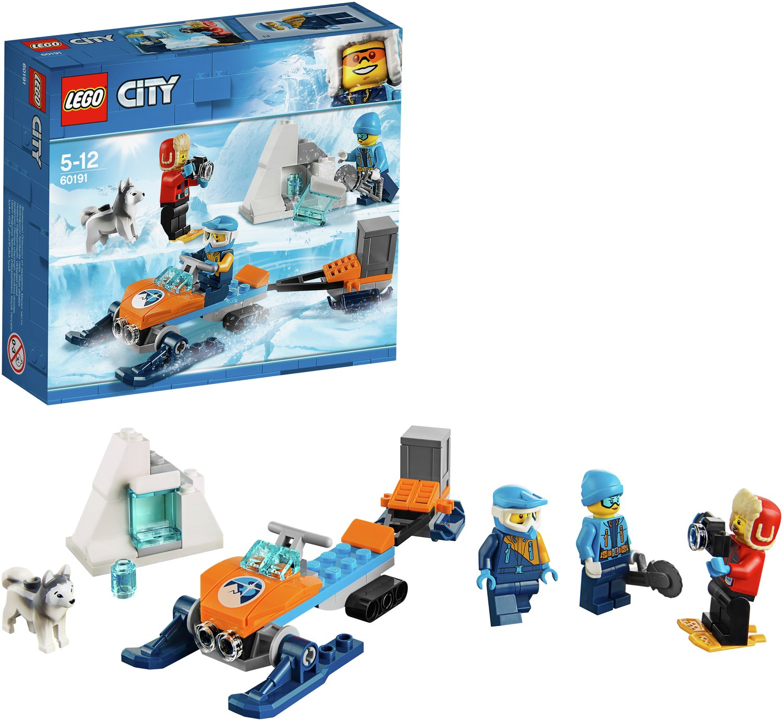 LEGO City Arctic Exploration Team - 60191