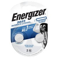 Energizer Ultimate Lithium 2025 Batteries - Pack of 2