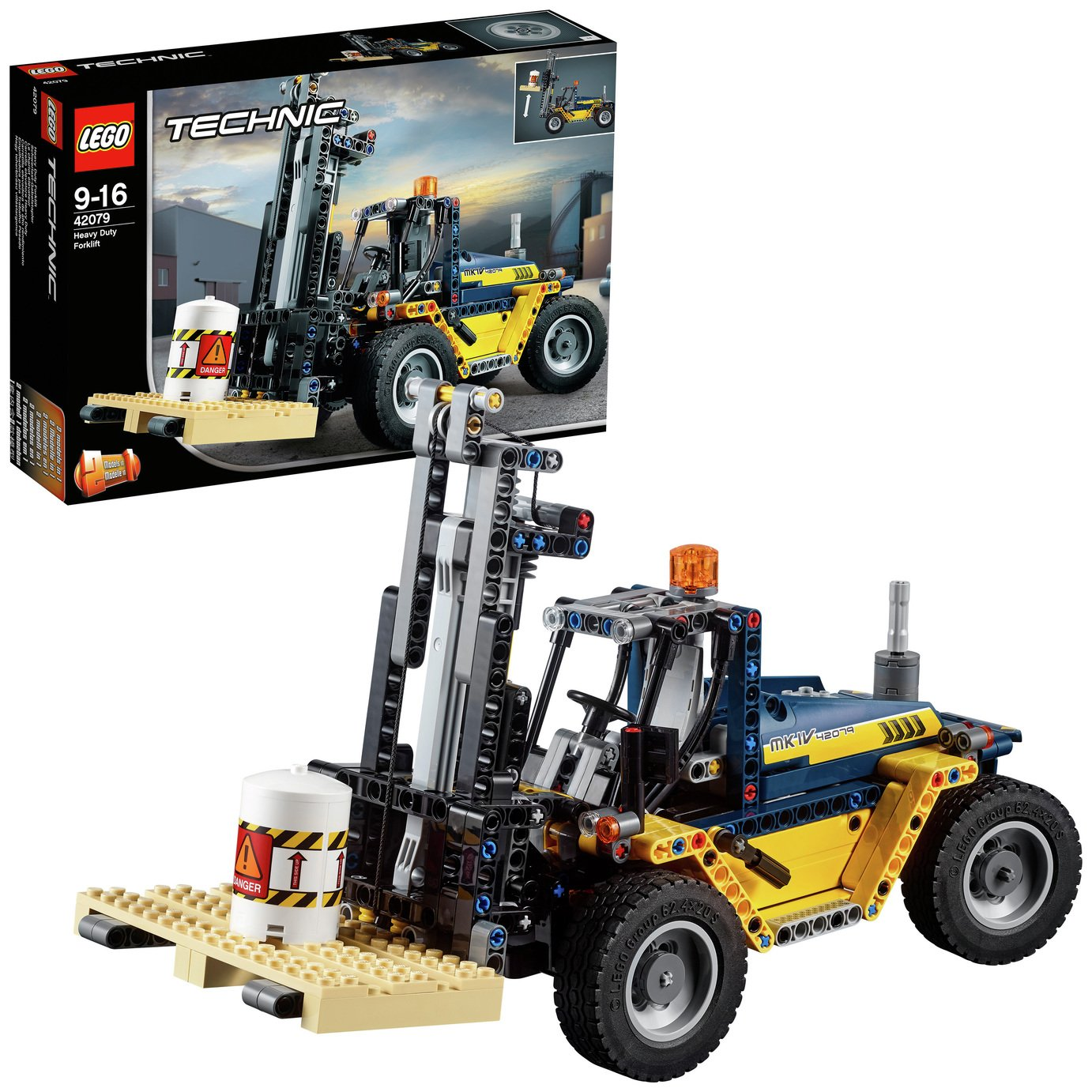 LEGO Technic Heavy Duty Forklift - 42079