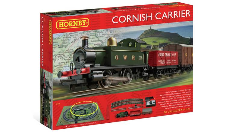 Hornby Hobbies Cornish Carrier Playset