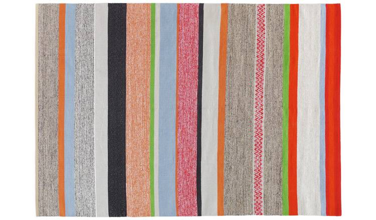 Habitat Coates Rug - 140x200cm - Multicoloured