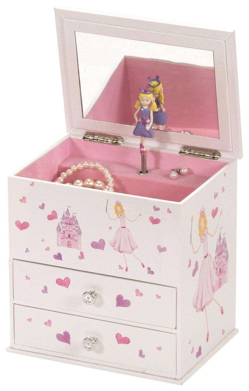 Kid's Large Princess Musical Jewellery Box