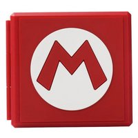 Nintendo Switch Premium Game Card Case - Mario