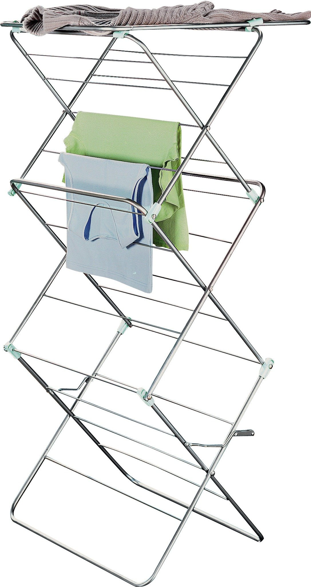 Buy Argos Home Flat Dry Easy Load 20m 3 Tier Clothes Airer