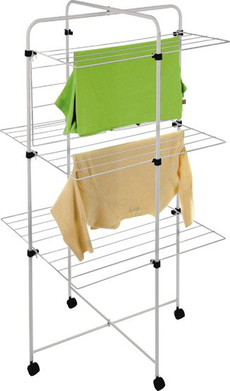 sale on argos home small tower 20m indoor clothes airer. Black Bedroom Furniture Sets. Home Design Ideas