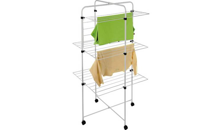 Buy Argos Home Small Tower 20m Indoor Clothes Airer Washing