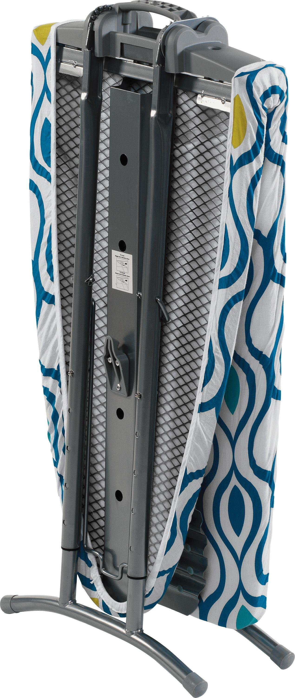 argos home folding ironing board 145x43cm multicolour. Black Bedroom Furniture Sets. Home Design Ideas