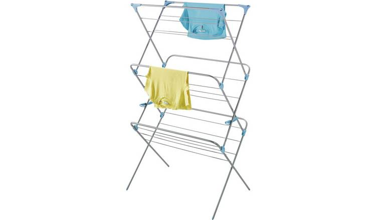 Minky Wide Dry Trio 18m Indoor Clothes Airer