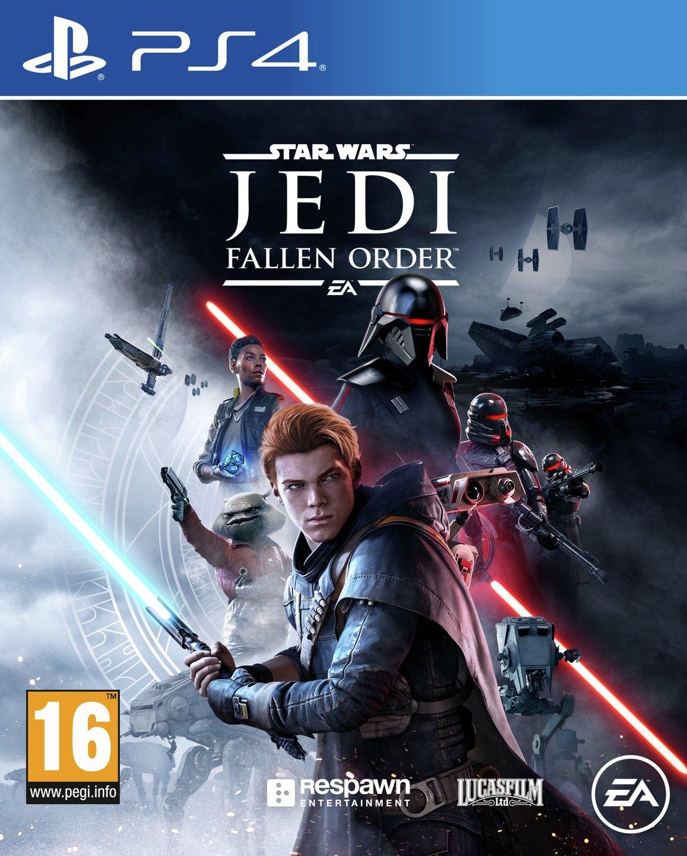 Star Wars Jedi Fallen Order PS4 Pre-Order Game