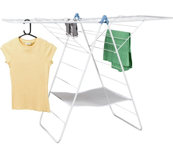 buy minky xtra wing 17m indoor clothes airer at. Black Bedroom Furniture Sets. Home Design Ideas