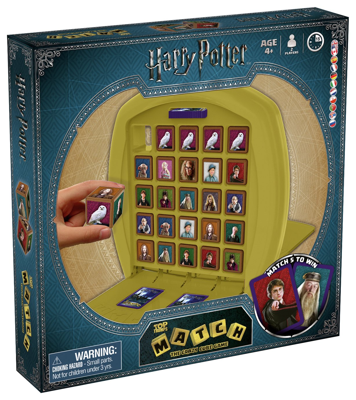 Harry Potter Top Trumps Match