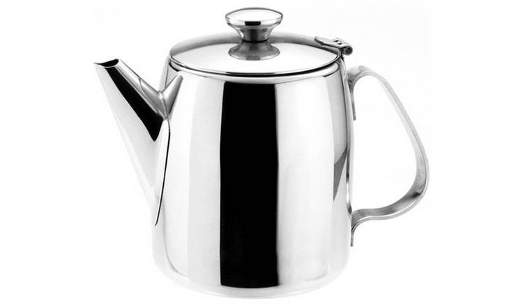 Zodiac Sunnex Superior 4 Cup Teapot - Stainless Steel