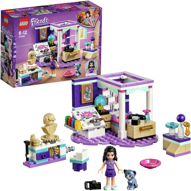 LEGO Friends Emma's Deluxe Bedroom - 41342