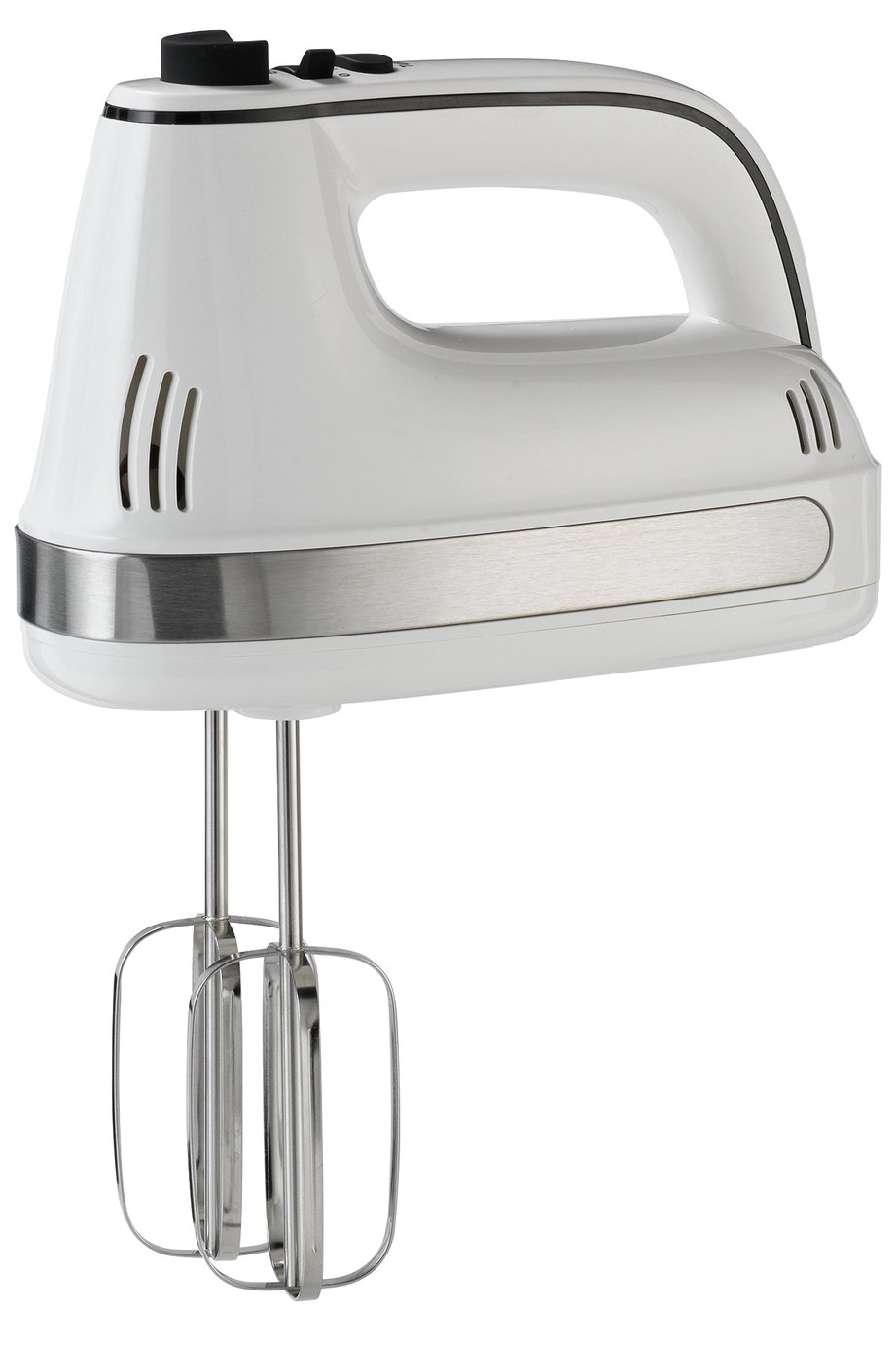 Cookworks Electric Hand Mixer - White