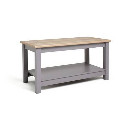 Argos Home Winchester Coffee Table   Grey850/8580 by Argos