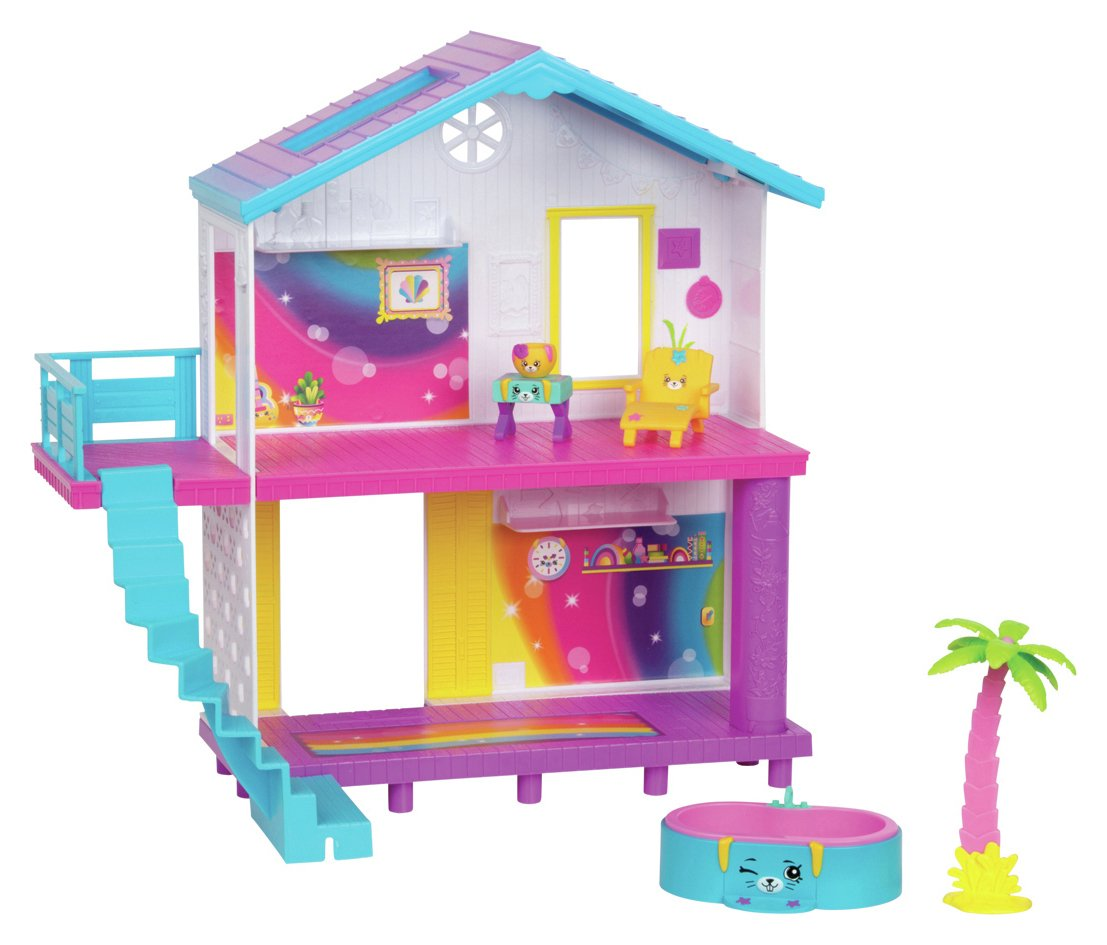 Happy Places Shopkins Rainbow Beach House