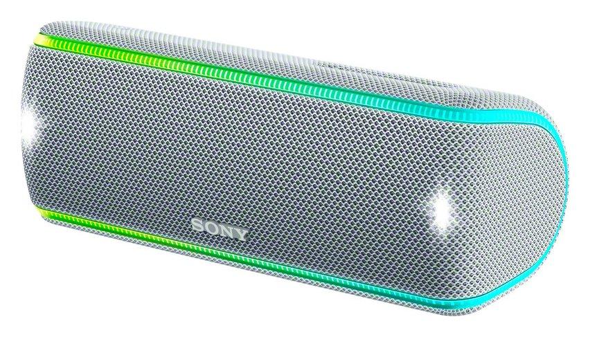 Sony SRS-XB31 Wireless Waterproof Speaker - White