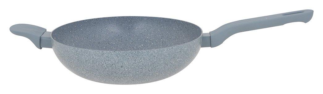 Sainsbury's Home 30cm Stone Effect Wok