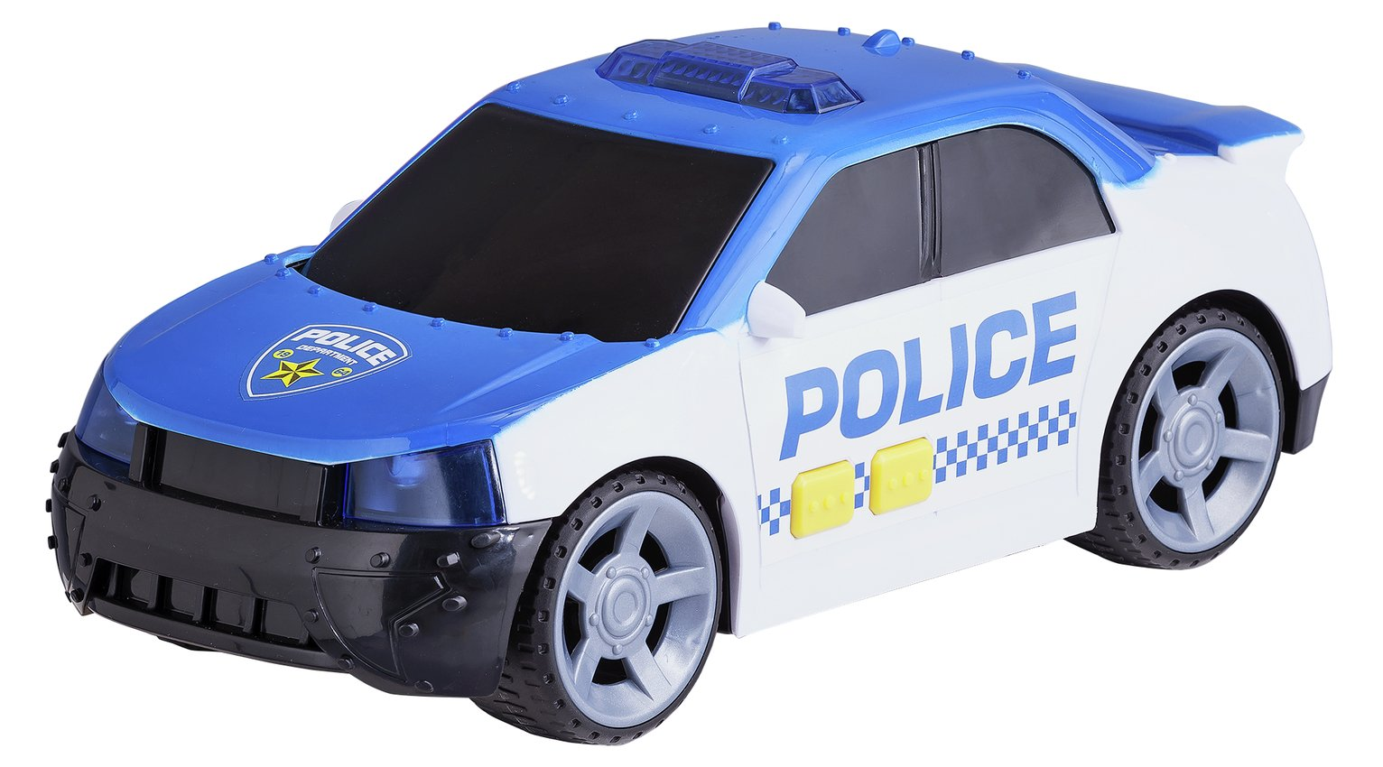 Chad Valley 25cm Police Car