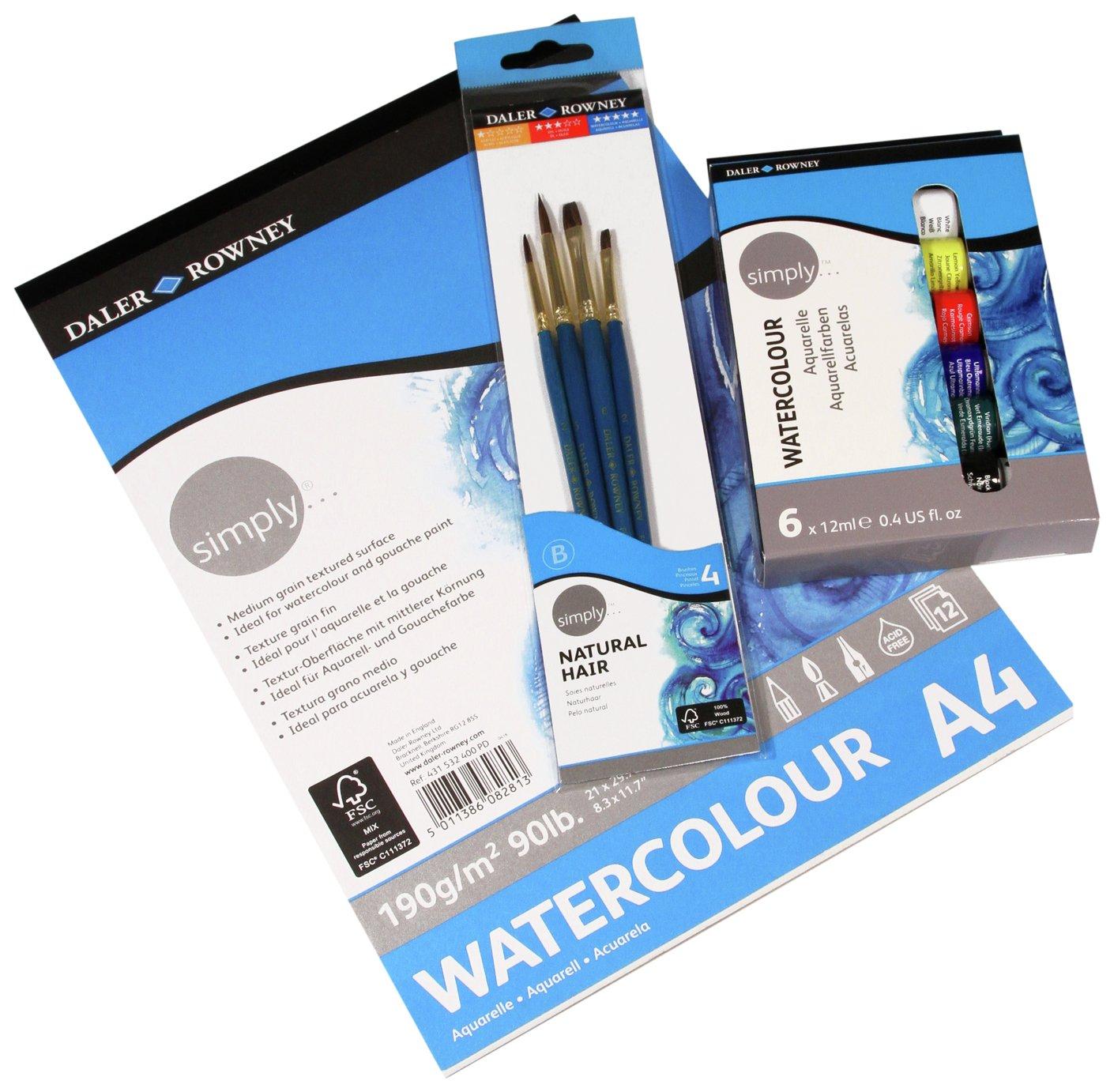 Simply Watercolour Set