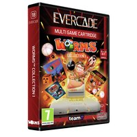 Blaze Evercade Cartridge 18: Worms Collection 1 Pre-Order