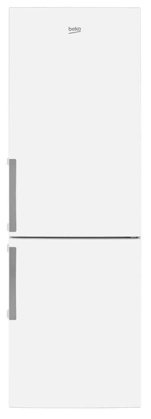 Beko CFP1685W Fridge Freezer - White
