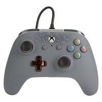 PowerA Enhanced Xbox One Wired Controller - Zen Grey