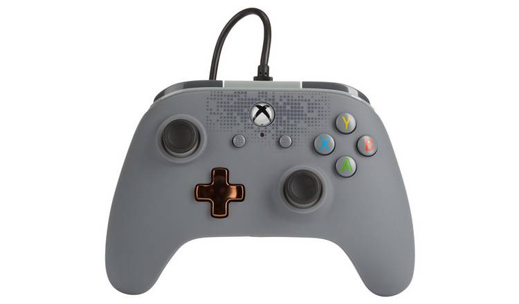 PowerA Enhanced Xbox One Wired Controller - Zen Grey
