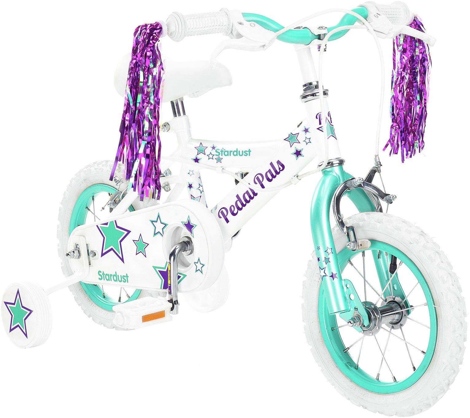 Pedal Pals 12 Inch Stardust Kids Bike