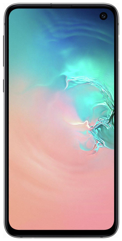 SIM Free Samsung Galaxy S10e 128GB - Prism White