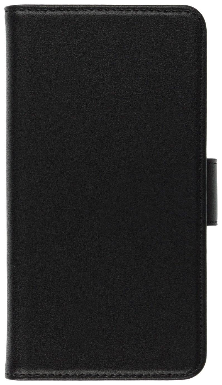 Case It Samsung Galaxy J5 Leather Folio Phone Case - Black