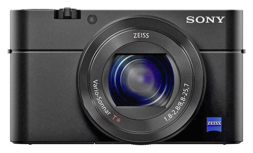 Sony Cybershot RX100 MK3 20.1MP 2.9x Zoom Compact Camera