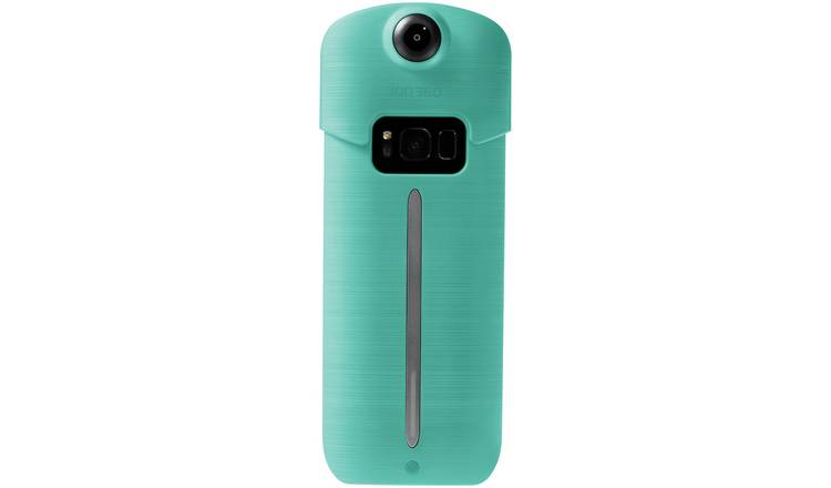 info for b5856 0cd0e Buy Ion360 U Samsung Galaxy S8 Plus Camera Attachment - Teal | Limited  stock Technology | Argos
