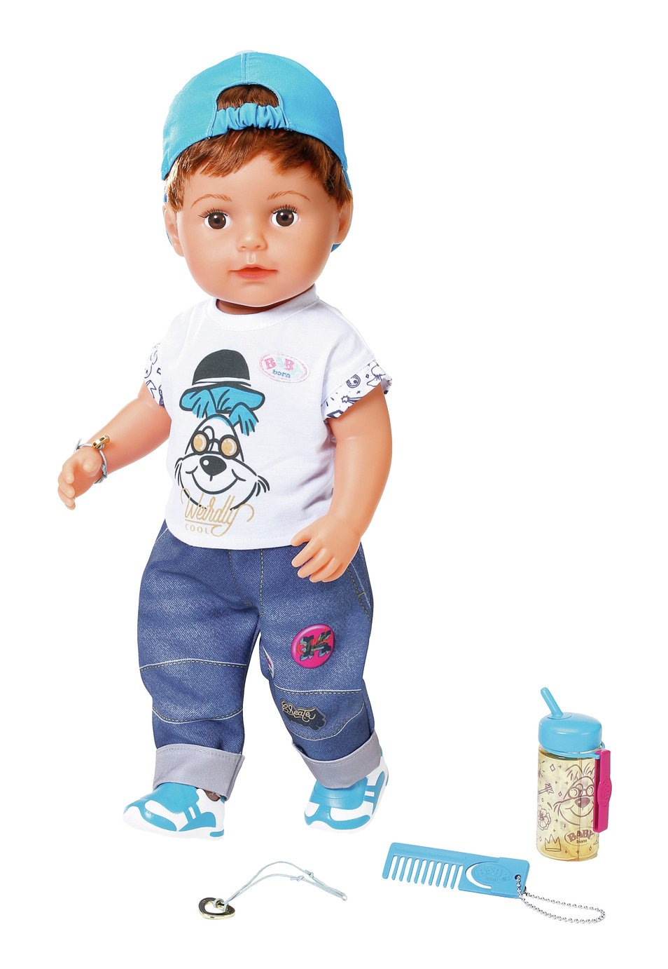 BABY Born Brother Doll