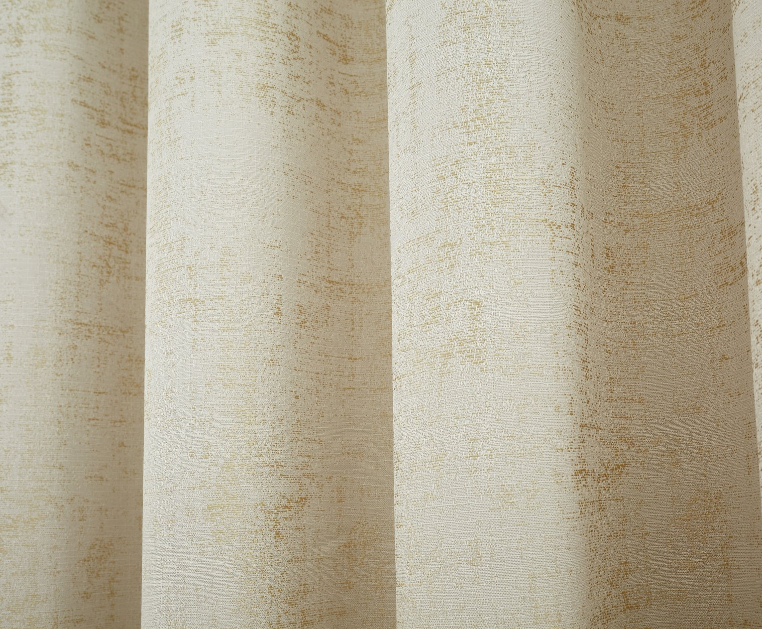 Curtina Solent Eyelet Curtains - 117x137cm - Natural