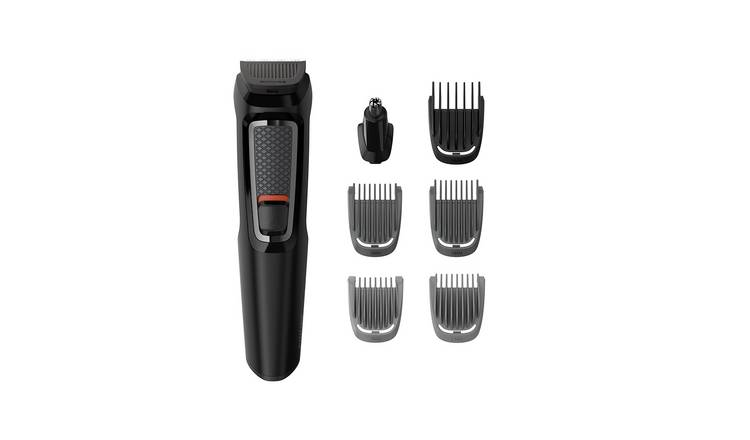 Philips 7 in 1 Beard Trimmer and Hair Clipper Kit MG3720/33