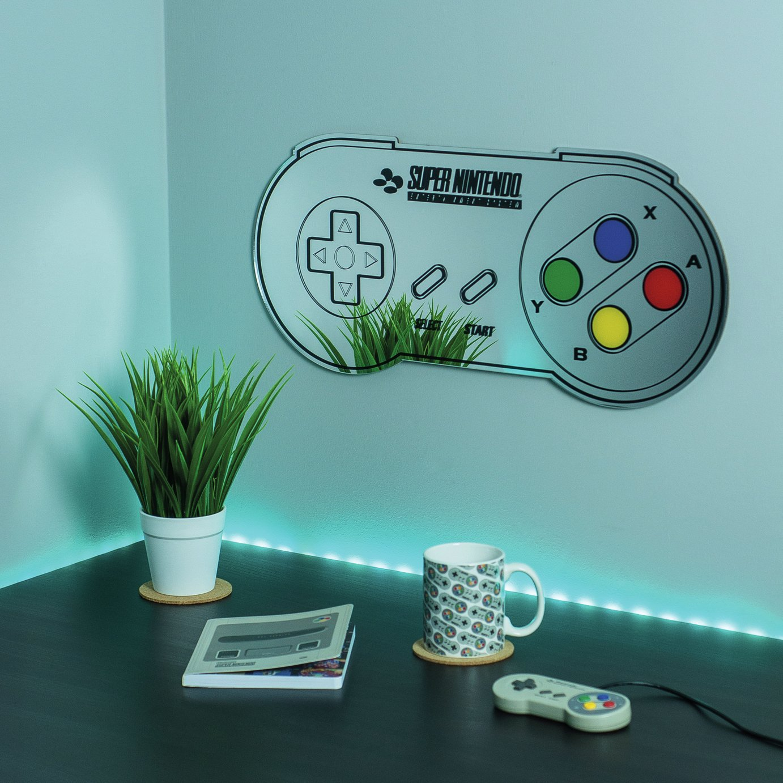 SNES Controller Mirror