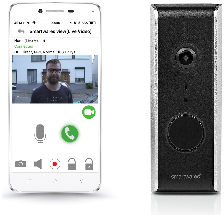 Byron WiFi Video Doorbell
