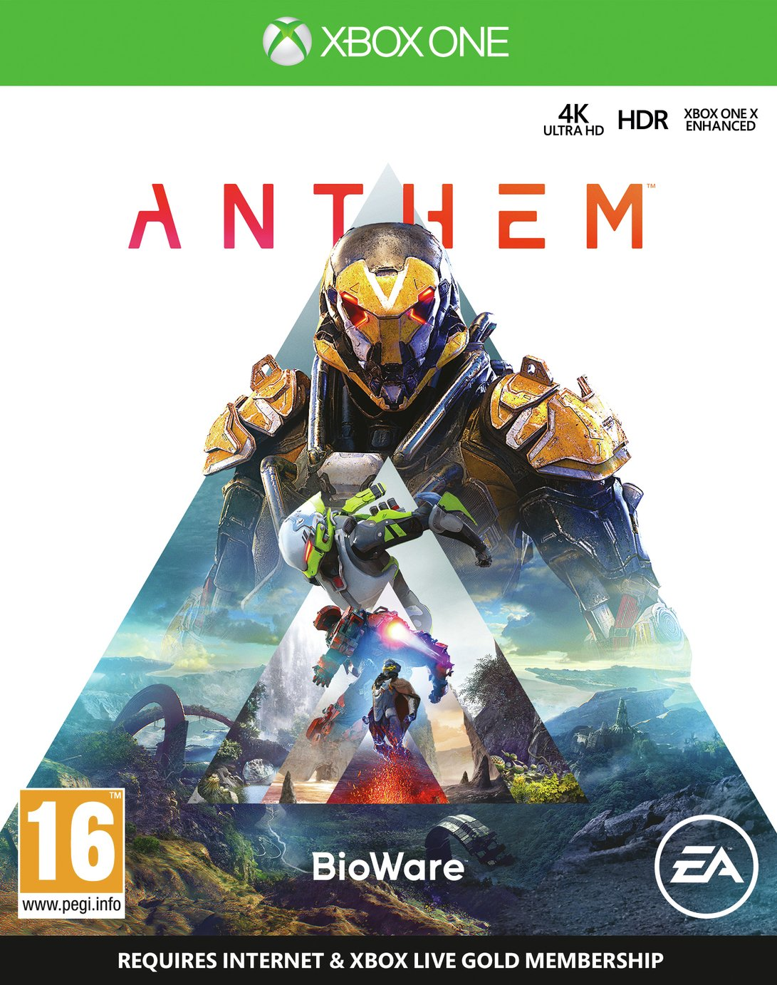 Anthem Xbox One Game review