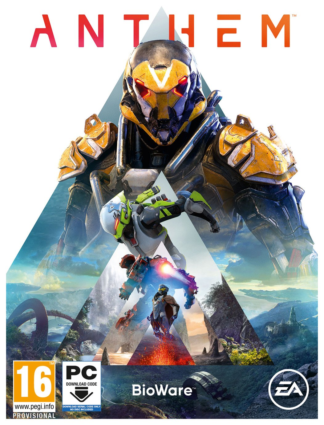 Anthem (PC Code in Box) Best Price and Cheapest