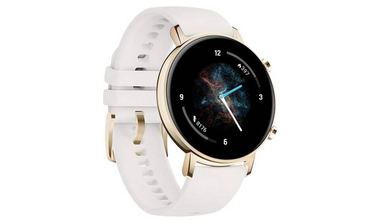 Huawei GT 2 42mm Smart Watch - White