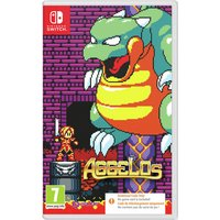 Aggelos Nintendo Switch Game Pre-Order