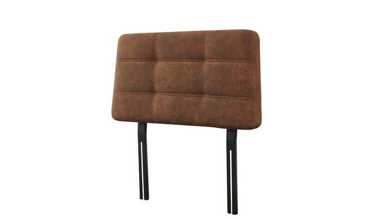 Habitat Tribeca Single Headboard - Brown