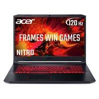 Acer Nitro 5 17.3in i7 8GB 512GB GTX1650Ti Gaming Laptop