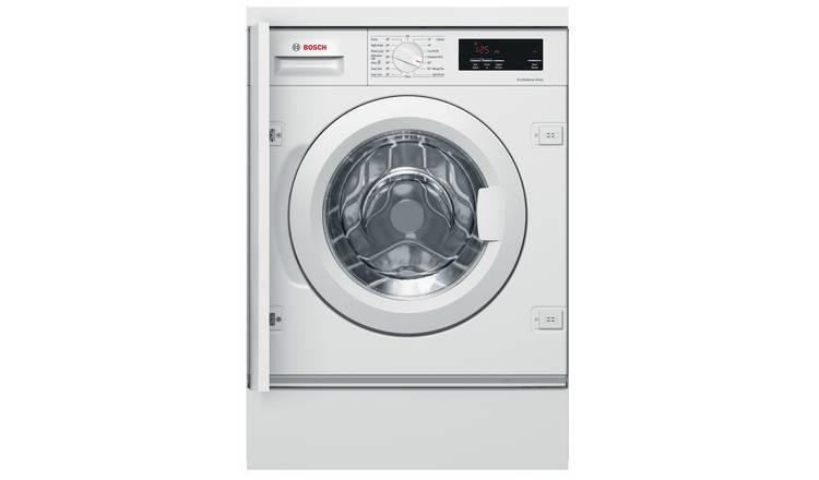 Buy Bosch WIW28301GB 8KG Integrated Washing Machine ...