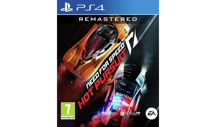 Need For Speed: Hot Pursuit Remastered PS4 Game