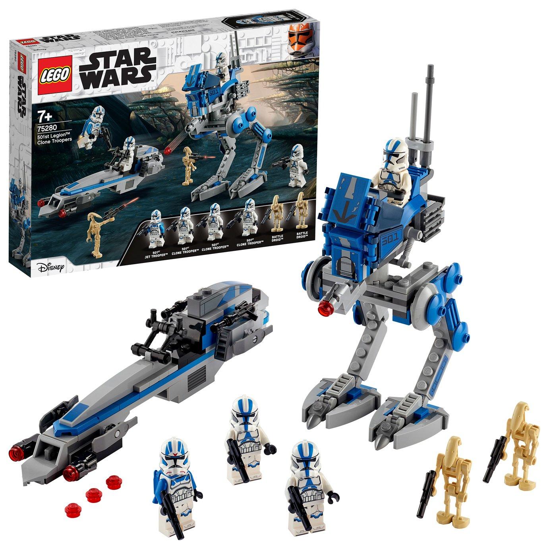 LEGO Star Wars 501st Legion Clone Troopers Set 75280