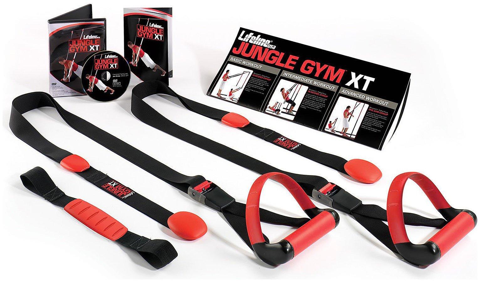 Image of Lifeline USA Jungle Gym XT