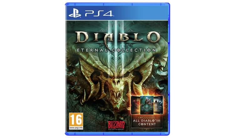 Buy Diablo 3 Eternal Collection PS4 Game | PS4 games | Argos